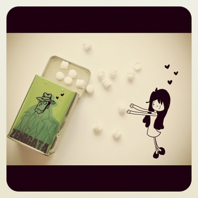Mint ❤ (Scattata con instagram)