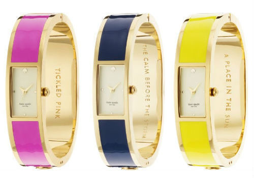 Kate Spade Carousel Bangle (#LaJDVWishlisted)