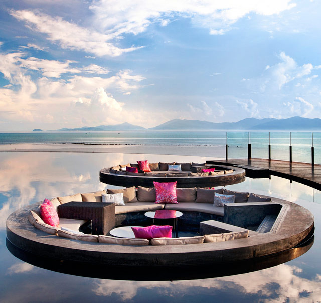 w retreat, koh samui, thailand