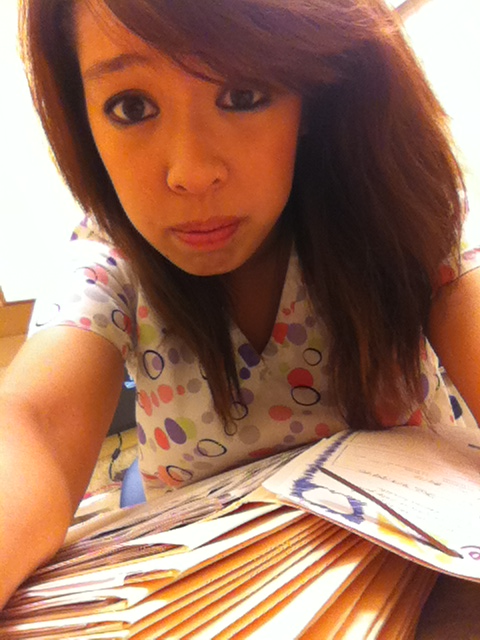 I dont wanna do paper work! I wanna go home!