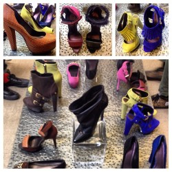 Just previewed Sirak's fall collection…love!! cc @adamsirak (Taken with instagram)