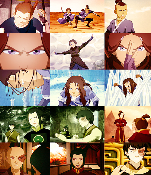 Role-Reversal very very very AU - Sokka as banished prince Katara as perfectionist princess  Azula as caring, motherly, and headstrong best friend Zuko as the funny, inferior complex older brother