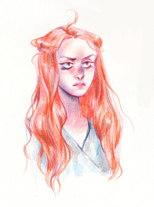 milkmanner:  Sansa is probably my favorite Stark   Always.