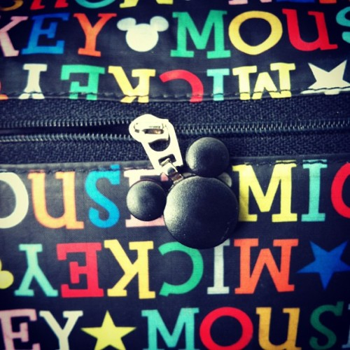 disneyforeverlives:  My wallet :) (Taken with instagram)