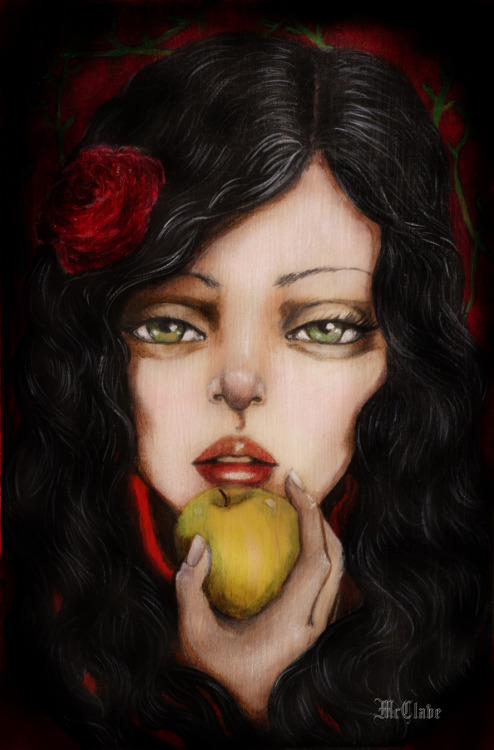 Come see the Poisoned apples show in Detroit at the Fun house Gallery June 2012 details, click on pic!