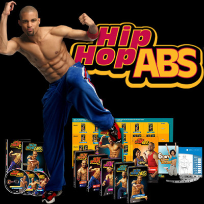 insaneyogini:  Hip Hop Abs With Shaun T. Links Hip Hob Abs: Learn To Dance Hip Hop Abs: Ab Sculpt Hip Hop Abs: Total Body Burn Hip Hop Abs: Fat Burning Cardio Hip Hop Abs: Hips, Buns, and Thighs