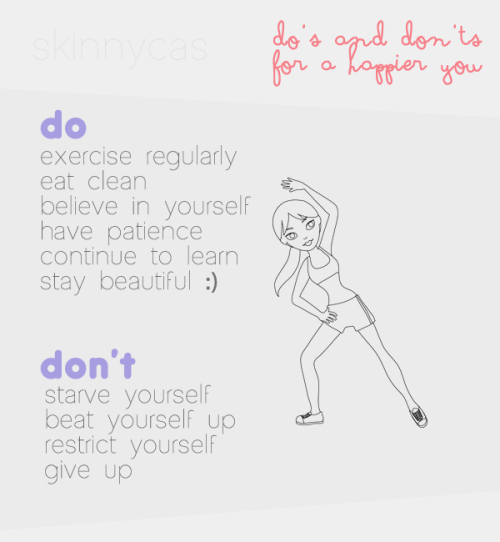 imabeskinny:  Easier said than done but I like the sentiment!