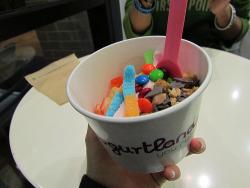 mine yogurt