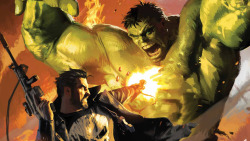 Hulk vs Punisher….. Is this even fair?!?!  Check out my other blogs… Sexy.Beautiful.Women  My Stuff!! Dammit!!   Anime & Comic Art