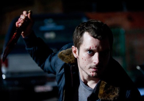 Elijah Wood in the first pic from Franck Khalfoun's remake of Maniac