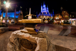 Sword in the Stone by CodyWDWfan on Flickr.