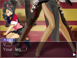 pastellieria:  man Calisto has some nice legs I mean what is there something happening what