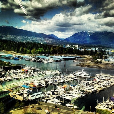 #boats #jessepez #view #thursday  (Taken with instagram)