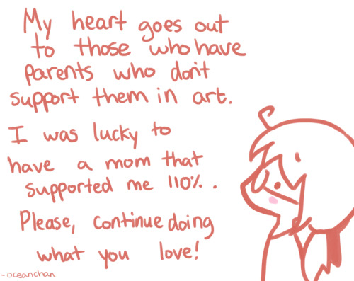 artist-confessions:  Happy early or late Mother's Day, whenever this happens to be posted :) submitted by -lolitaocean