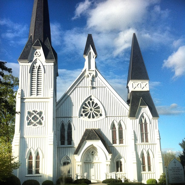 Taken with Instagram at Bedford Presbyterian Church
