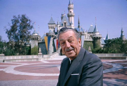 infamousvikas:   I will never let myself scroll past a picture of Walt and not reblog it. I feel like I'd be dishonoring him, and he's just done so much for me that it's just not right.  Thanks for my childhood Walt Disney.
