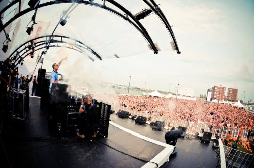 Sick shot of @djafrojack