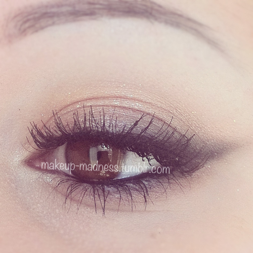 makeup-madness:  Prom: Soft Cat Eye