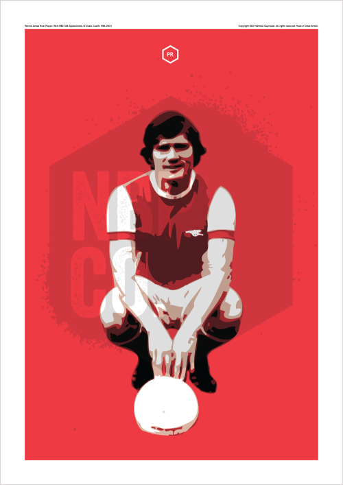 Pat Rice. Illustration, May 2012.