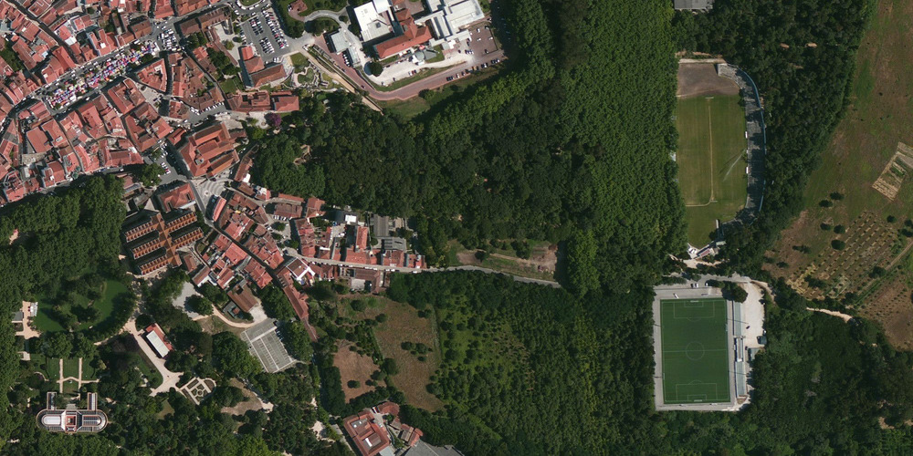 "LAND+CITY+URBAN+SCAPE | 248 | CALDAS DA RAINHA | BING MAPS Caldas da Rainha (Portuguese pronunciation: [ˈkaɫdɐʒ ðɐ ʁɐˈiɲɐ]) is a city (cidade) in western central Portugal. The city serves as the seat of the larger municipality (município or concelho) of the same name and is the seat of the Comunidade Intermunicipal do Oeste[1] (West Intermunicipal Community). The city is best known for its hot springs and pottery. The city was founded in the 15th century by Queen Leonor, who established a hospital at the site of some therapeutic hot springs. The Hospital Termal Rainha D. Leonor is one of the oldest institutions of its kind in the world, with five centuries of history. The city's name means ""Queen's Hot Springs""[2] or ""Queen's Spa"". Caldas da Rainha is home to many arts-related institutions. There are numerous museums in the city, mostly related to ceramics and sculpture. The city is home to a major arts and design school, as well as a school of ceramics. In 2008, the municipal government inaugurated a new cultural center. As of the 2011 census, the municipality has a population of 51,645, and the city (the civil parishes of Nossa Senhora do Pópulo and Santo Onofre) has 27,429 residents.[3]"