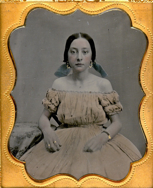 sisterwolf:  Ambrotype Girl