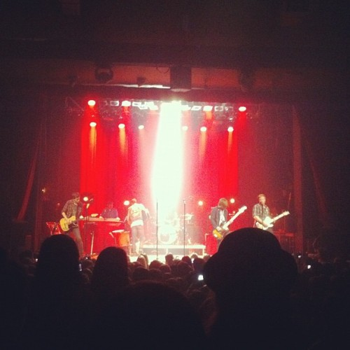 THE MAINE!!!!!! (Taken with instagram)