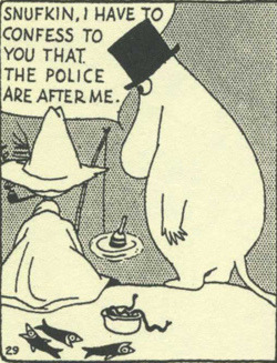 the scandals of moomin valley