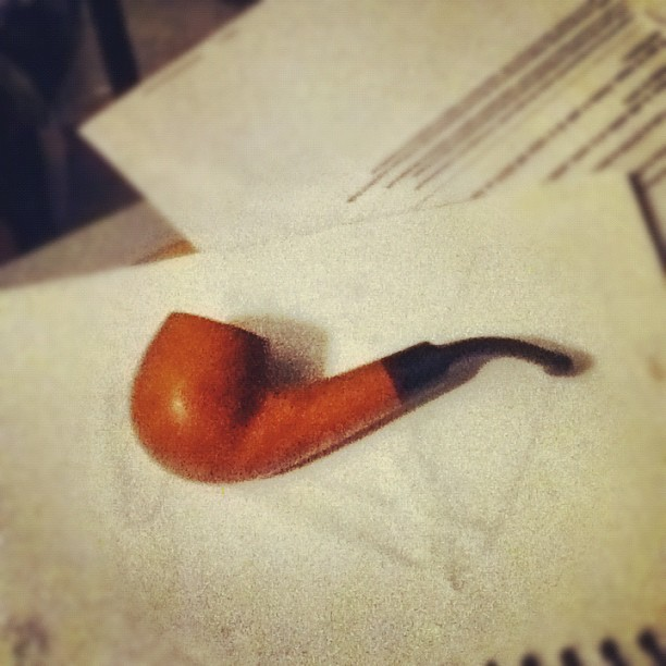 Like a sir pipe (Tomada con instagram)