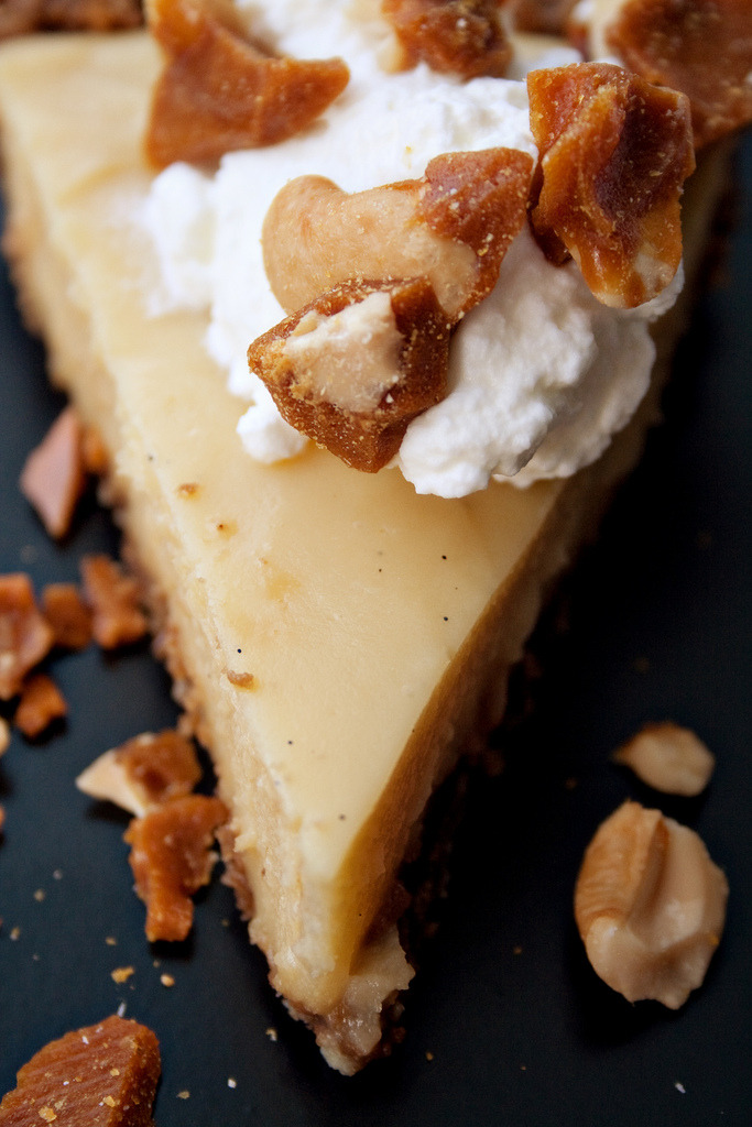 dietkiller:  Butterscotch Pie