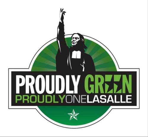 teambringit789:  ONE LA SALLE!!!