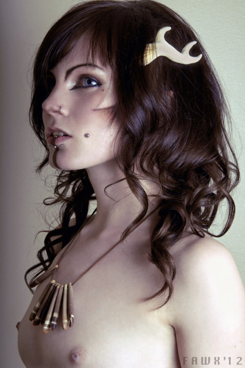 bodypiercings:  (via Fawn by ~HereticPandora)