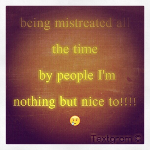 #me #sad #hurt #Android #textgram #me #mad #tumblr  (Taken with Instagram at Avenue D)
