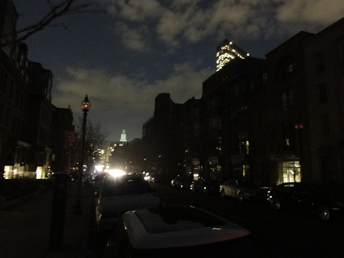What to do in the event of a Boston Blackout: Part 3 In light of the recent slew of Boston Blackouts (blown transformers anyone?), we at KeeWee Listings thought we would hand over some advice on what to do in case of a blackout. Because you can never predict when a blackout is going to happen, it's important to always be prepared.  The best thing you can do is to have an emergency stash of key supplies on hand in case of a long power outage. The American Red Cross suggests having the following items on hand in your apartment, somewhere they'll be easily accessible without light. ·       Flashlight ·       Batteries ·       Portable radio ·       At least one gallon of water ·       A small supply of food When a blackout hits, the first thing you should do is call your landlord or power company to report the outage. Yes, it may seem ridiculous if half of Boston is out of power, but it could also be a building issue that may go unnoticed by the proper people if it's not reported. In the case of a larger blackout or emergency situation, keep your portable radio tuned to a reliable news station to receive the latest updates and possible evacuation procedures. Inside your apartment, there are key things you should do and not do. DO turn off all the electrical appliances that were in use when the power went out. (i.e. TV, oven, radio). DO unplug your computer, cell phone, iPod, and iPad from their power sources. When the power comes back on, it could create a surge and fry the batteries in these devices. DON'T open the refrigerator or freezer. The more often you open the fridge, the quicker your food will go bad. Check out this link from the N.Y. Red Cross and this link from the City of Boston to learn more.