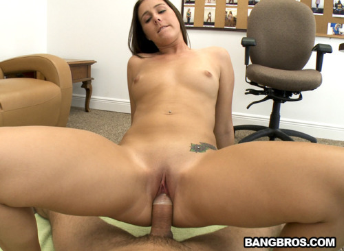 Hardcore sex scene from bangbros
