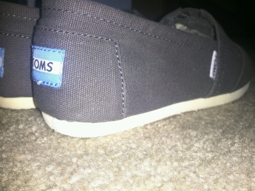 My new TOMS :D
