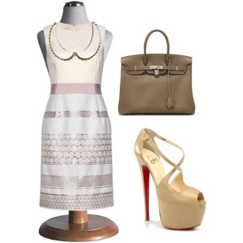 Expensive Taste by talorerae featuring christian louboutin shoes