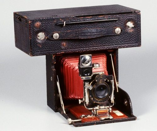 "Kodak Nº 4 ""Screen Focus"" A - 1904"