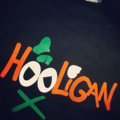 Goofy Hooligan Prototypes are in. Tees, Crewnecks, & Hoodies. | #Goofy #Hooligan #Blown | Repost @brandonsg (Taken with instagram)