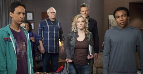 theavc:   NBC renews Community for 13-episode fourth season  It's only 13 episodes, but it's also not guaranteed to be the last season.  Way better news than I expected when the hiatus happened. Here's hoping it's not the last 13.