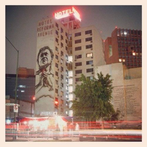 #elmac #mexicocity @allcitycanvas (Taken with instagram)