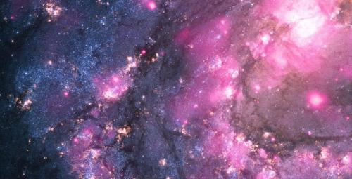 Pink Opaque via NASA's Chandra X-Ray Observatory.