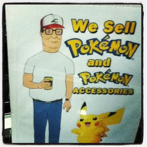 lilistarzombie:  ilovesoda666:  Boss!! #pokemon #kingofthehill #kickass #sick (Taken with instagram)  i love king of the hill, and pokemon…