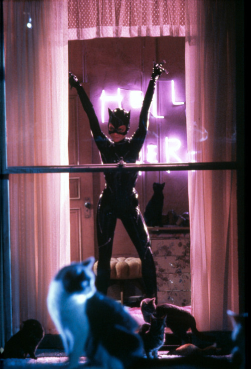 bohemea:  Michelle Pfeiffer in Batman Returns