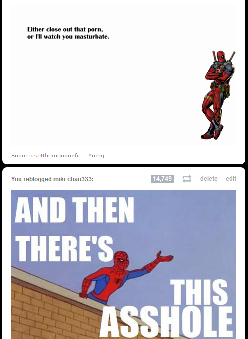 webbyghost:  oniline:  DEADPOOL!!!  oh god this is perfect