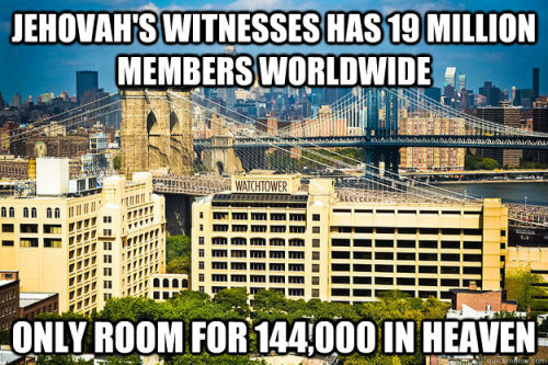 Jehovah's witnesses cognitive dissonance http://bit.ly/KUCAB6