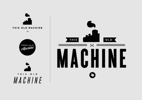 designaemporter:  This Old Machine