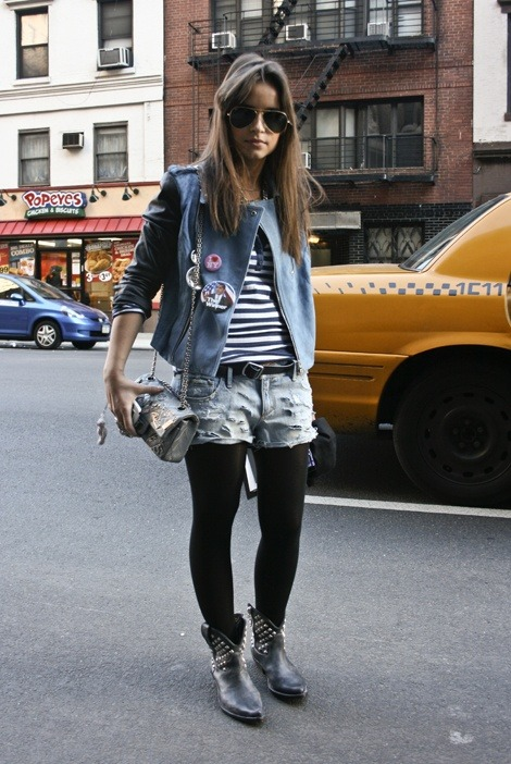 what-do-i-wear:  Miroslava Duma