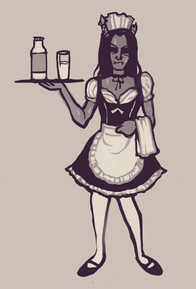 late maidquius for maidquius happy belated bday bby