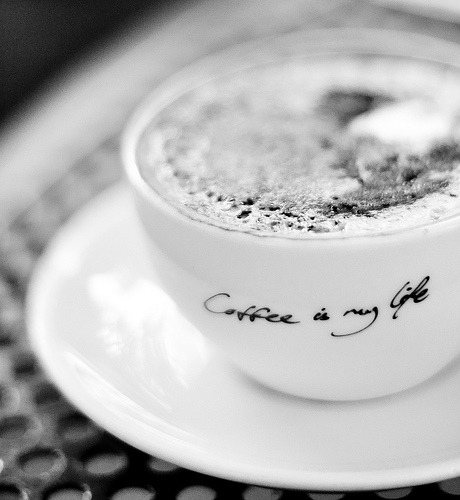 theantidote:  Coffee Life (by ~A.n.a~)
