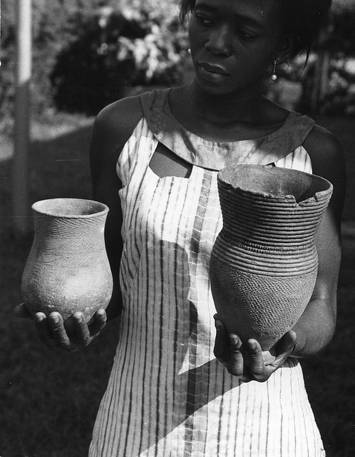 sabisierraleone:  Taken in 1968 behind the Sierra Leone Museum in Freetown.